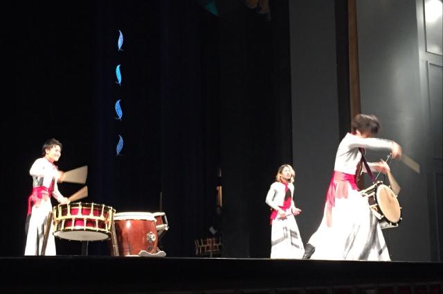 和太鼓グループ彩:イランツアー写真3
