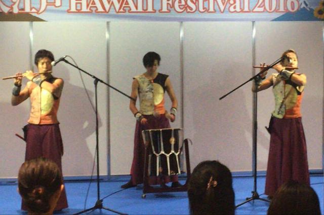 大江戸ハワイフェスティバル写真1