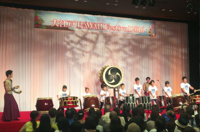 大江戸ハワイフェスティバル写真2