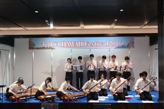 大江戸ハワイフェスティバル写真4