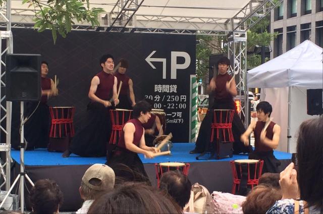 大江戸ハワイフェスティバル写真5