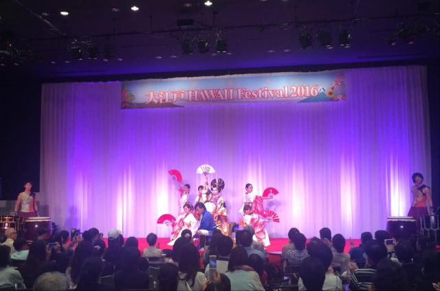大江戸ハワイフェスティバル写真6